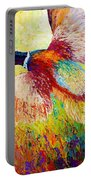 Flushed - Pheasant Portable Battery Charger