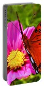 Fritillary Flutterby Portable Battery Charger
