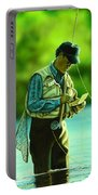 Fly Fisher II Portable Battery Charger