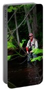 Fly Fisher Portable Battery Charger