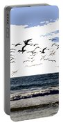 Flying Gulls Portable Battery Charger