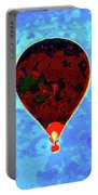 Flying High - Hot Air Balloon Portable Battery Charger
