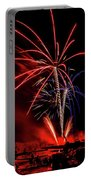 Flying Prom Fireworks Portable Battery Charger
