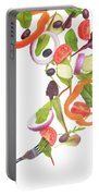 Flying Salad Portable Battery Charger