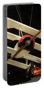 Focker Tri-plane Portable Battery Charger