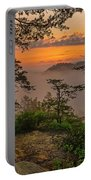 Foggy Dawn. Portable Battery Charger