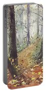 Foggy Path Portable Battery Charger