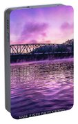 Foggy South Holston Portable Battery Charger