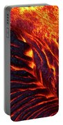 Folding Lava Portable Battery Charger