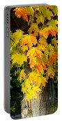 Foliage Fall Portable Battery Charger