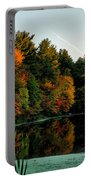 Foliage Reflections Portable Battery Charger