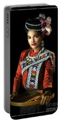 Folk Dancer Of The North East Portable Battery Charger