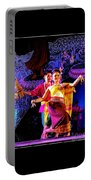 Folk Dancing Of Isaan Portable Battery Charger