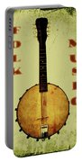 Folk Music Portable Battery Charger
