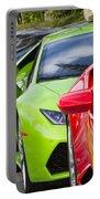 Follow That Lamborghini Portable Battery Charger