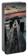 Folly Beach Tale Of Two Sides Portable Battery Charger