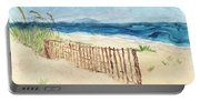 Folly Field Fence Portable Battery Charger