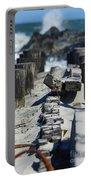 Folly Sea Wall Portable Battery Charger