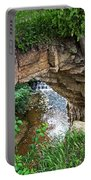 Fonferek Glen Rock Bridge And Falls Portable Battery Charger