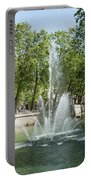 Fontaine De Nimes Portable Battery Charger