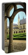 Fontevraud Abbey Portable Battery Charger