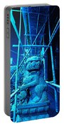 Foo Dog Scaffold Portable Battery Charger