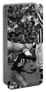 Football Game, 1965 Portable Battery Charger