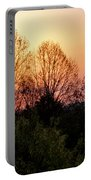 Foothills Parkway Sunrise Portable Battery Charger