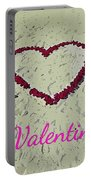 For My Valentine Portable Battery Charger