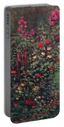 For The Love Of Flowers Portable Battery Charger