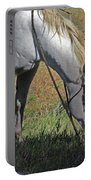 For The Love Of His Horse Portable Battery Charger
