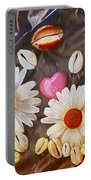 For The Love Of Summer And Life Portable Battery Charger