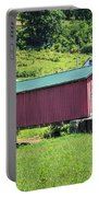 Foraker Covered Bridge  Portable Battery Charger