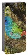 Forbes Parrot Finch Portable Battery Charger