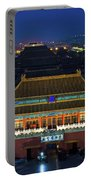 Forbidden City By Night Portable Battery Charger