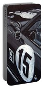 Ford Cobra Racing Coupe Portable Battery Charger