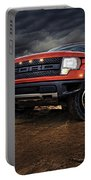 Ford F 150 Raptor  Portable Battery Charger