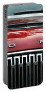 Ford Falcon Details Portable Battery Charger