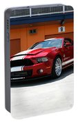 Ford Mustang Shelby Gt500 Portable Battery Charger
