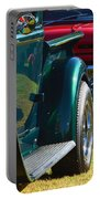 Ford Pickup Fender Portable Battery Charger