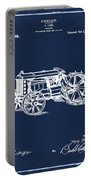 Ford Tractor Patent 1919 Portable Battery Charger