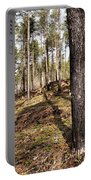 Forest Next Summer After A Fire Portable Battery Charger