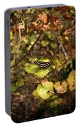 Forest Butterfly Portable Battery Charger