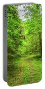 Forest Byway Portable Battery Charger