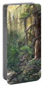 Forest Deep Portable Battery Charger