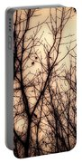 Forest Dreams Portable Battery Charger