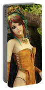 Forest Fairy Portable Battery Charger