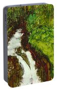 Forest Fall Portable Battery Charger