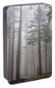 Forest Fog Portable Battery Charger