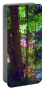 Forest For The Trees Portable Battery Charger